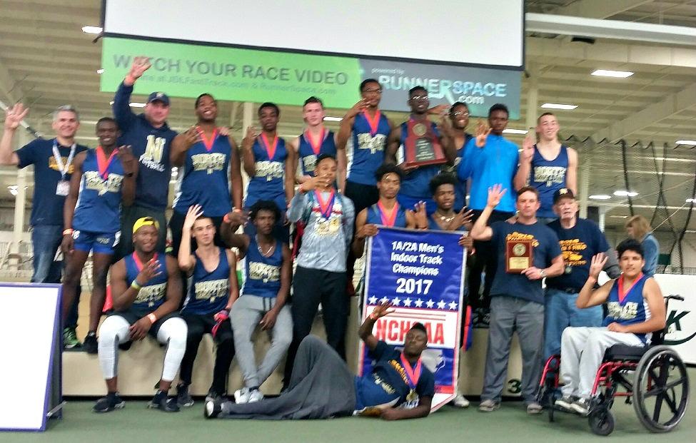 Noth Brunswick High School Track Champions