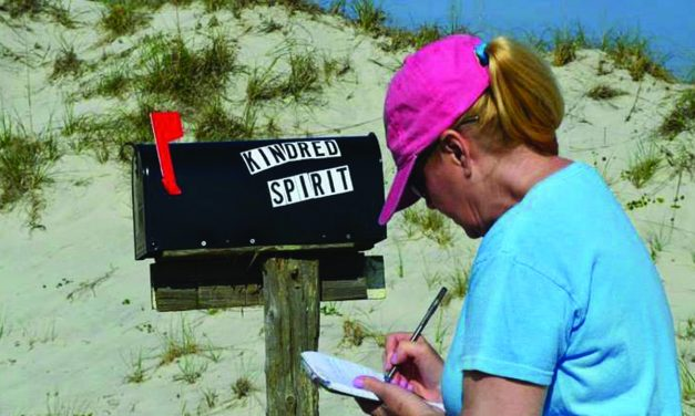 Sunset Beach Writer Jacqueline DeGroot Finds Her Audience