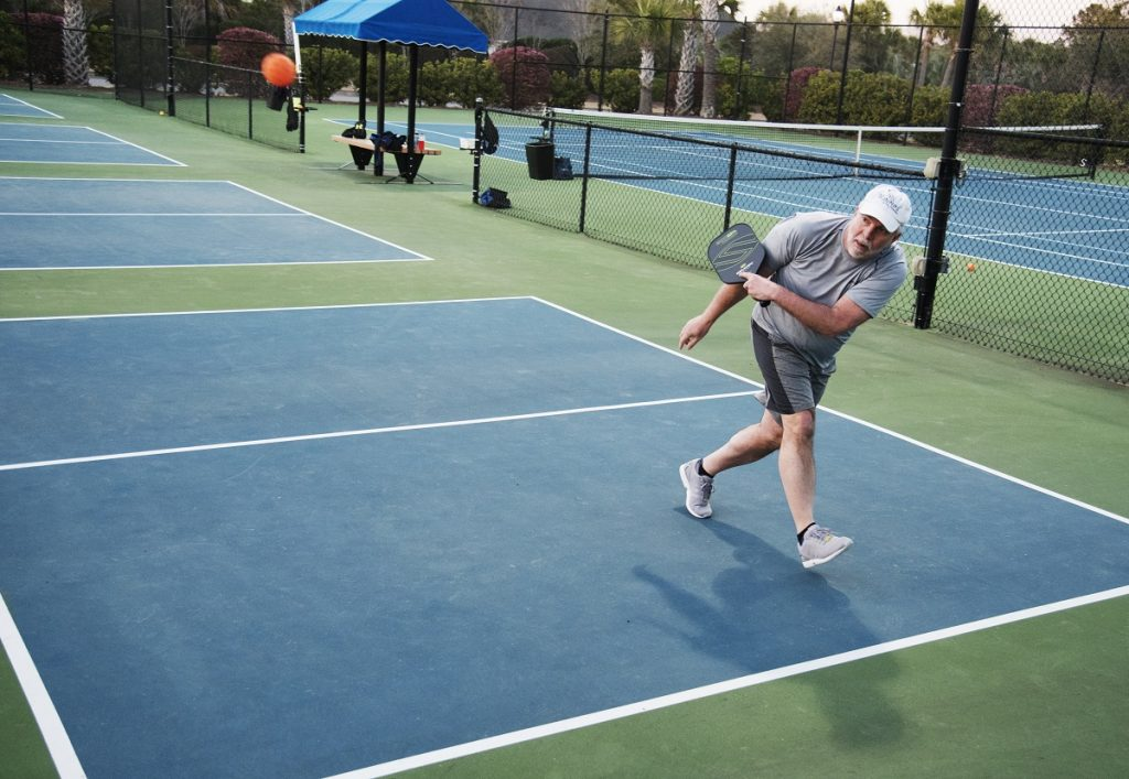 Pickleball in Brunswick County