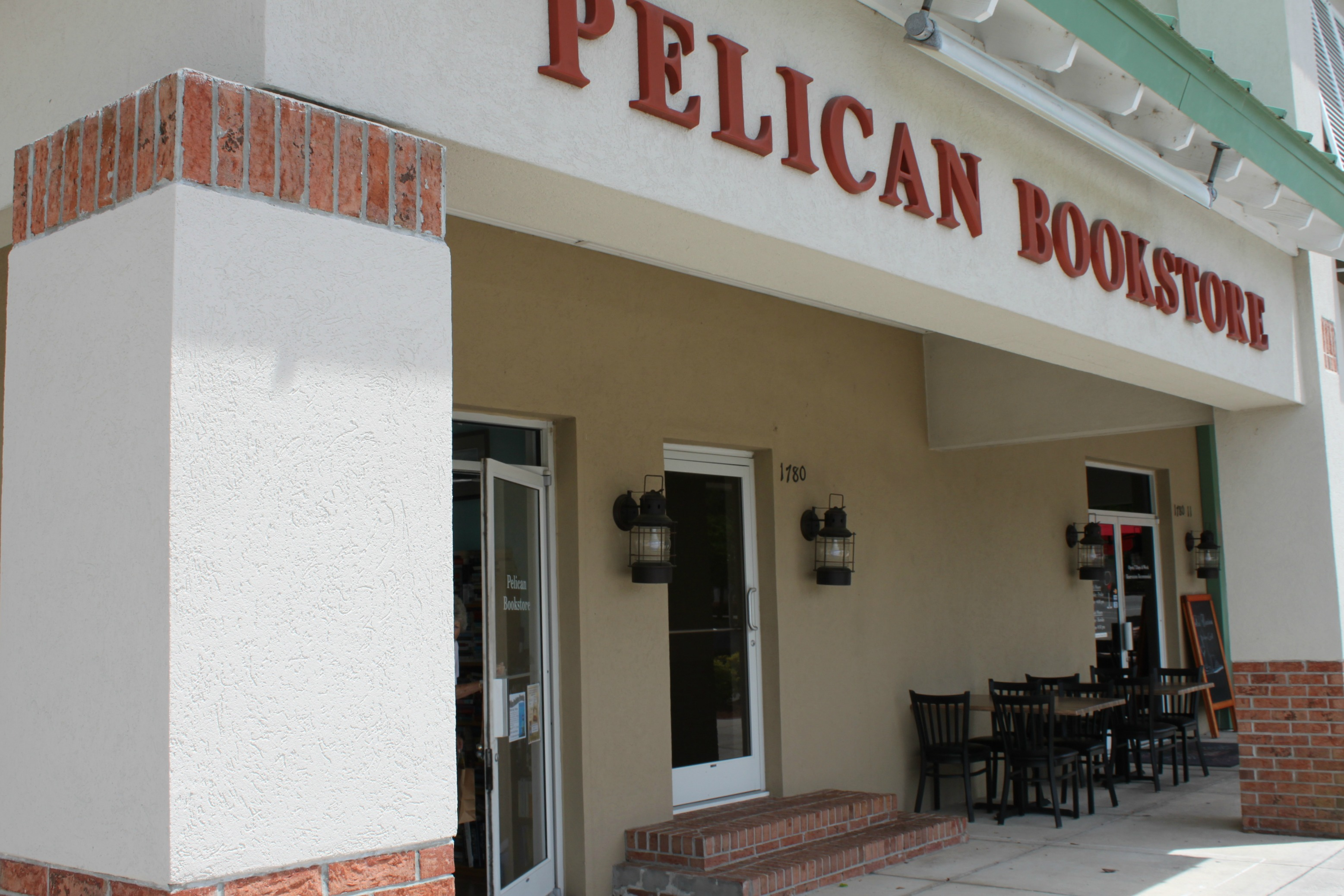 Pelicans Bookstore Sunset Beach