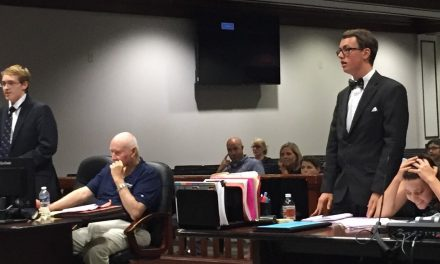 Teen and Peer Courts give Brunswick County Youths a Second Chance