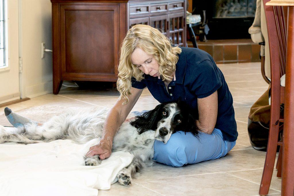 Janet Jonas Canine Massage