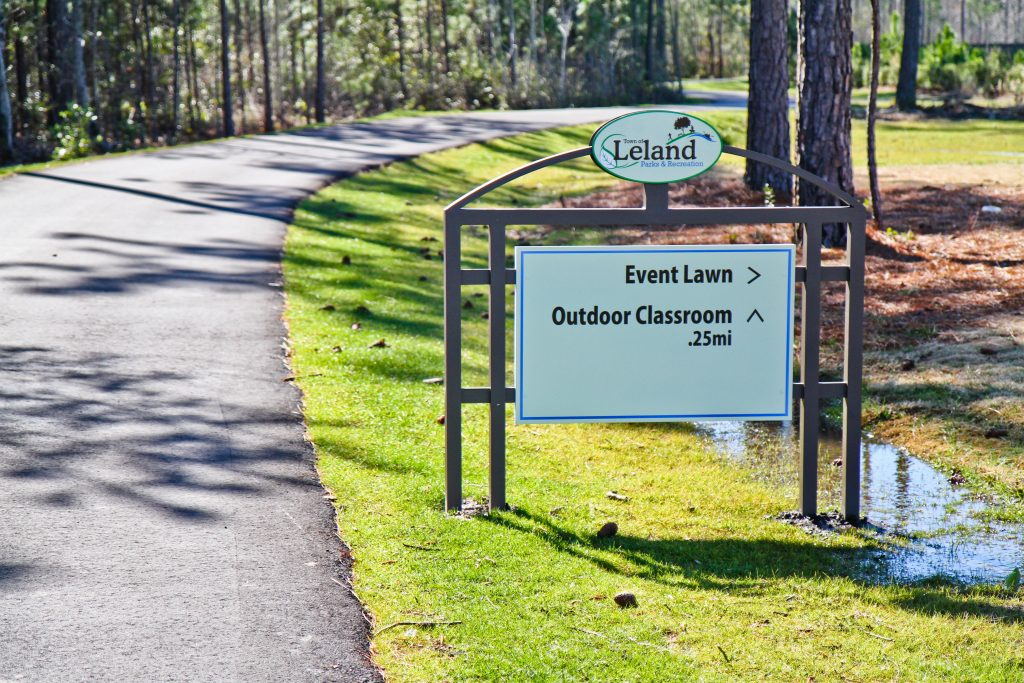 Parks and Rec Town of Leland Representatives