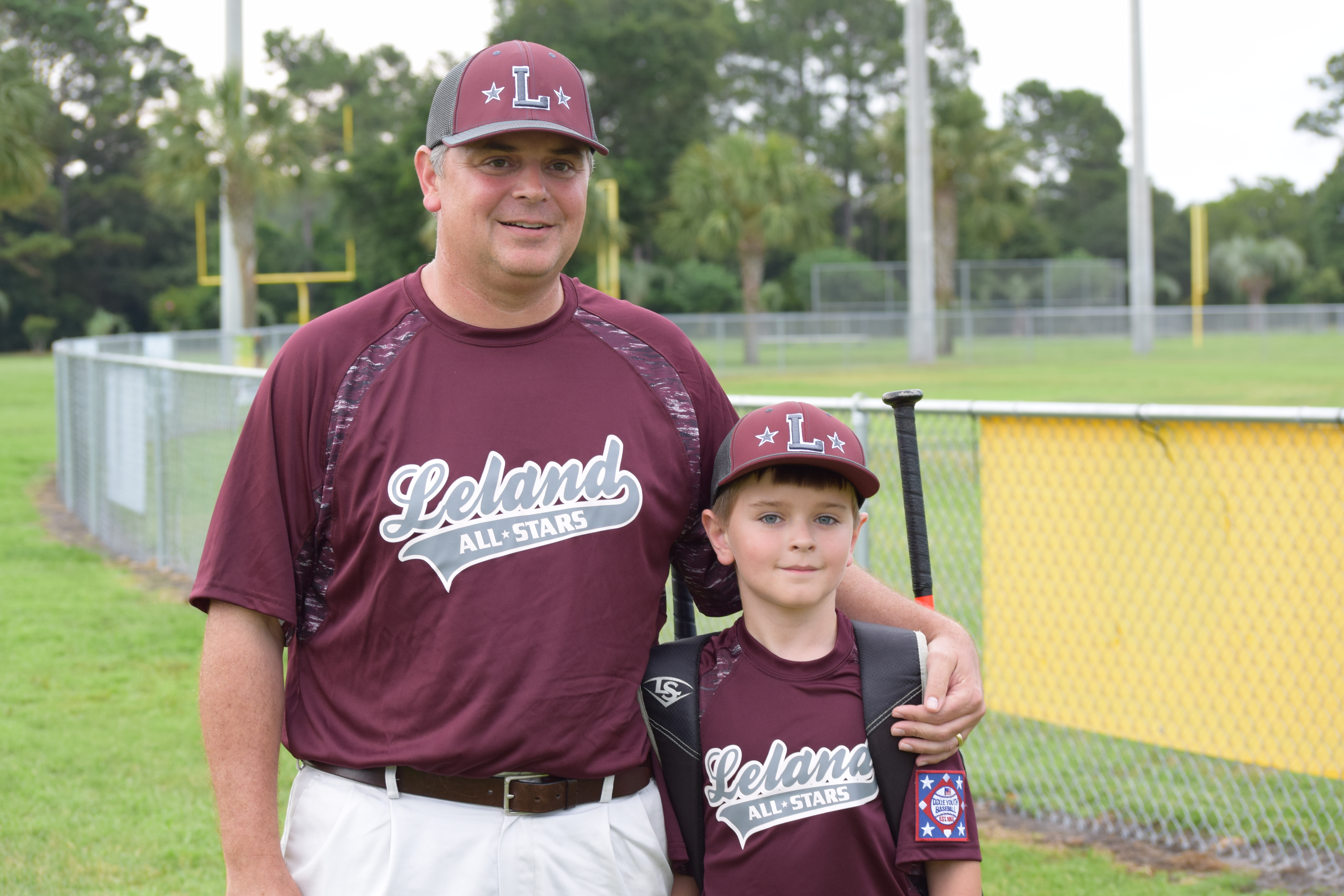 Trexler - Leland dads who coach