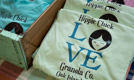 Hippie Chick Granola is Built on Love & a Fresh Start