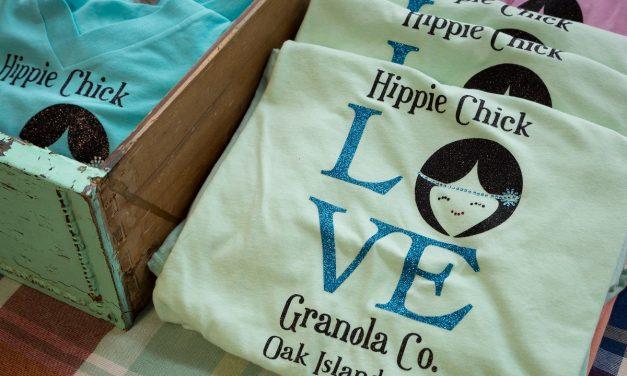 Hippie Chick Granola is Built on Love & a Fresh Start
