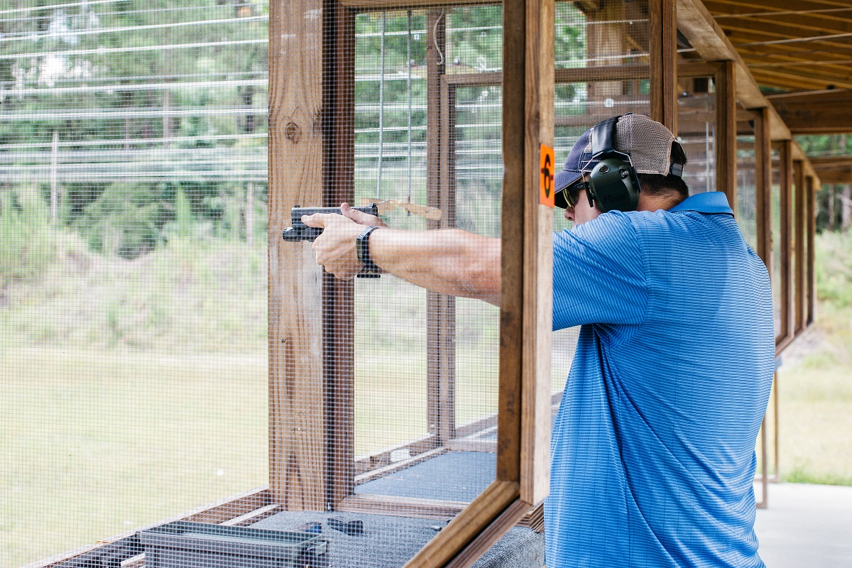 Aegis Dynamics Gun Classes Leland NC