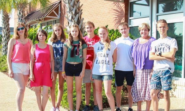 Russian Exchange Program Highlights Leland
