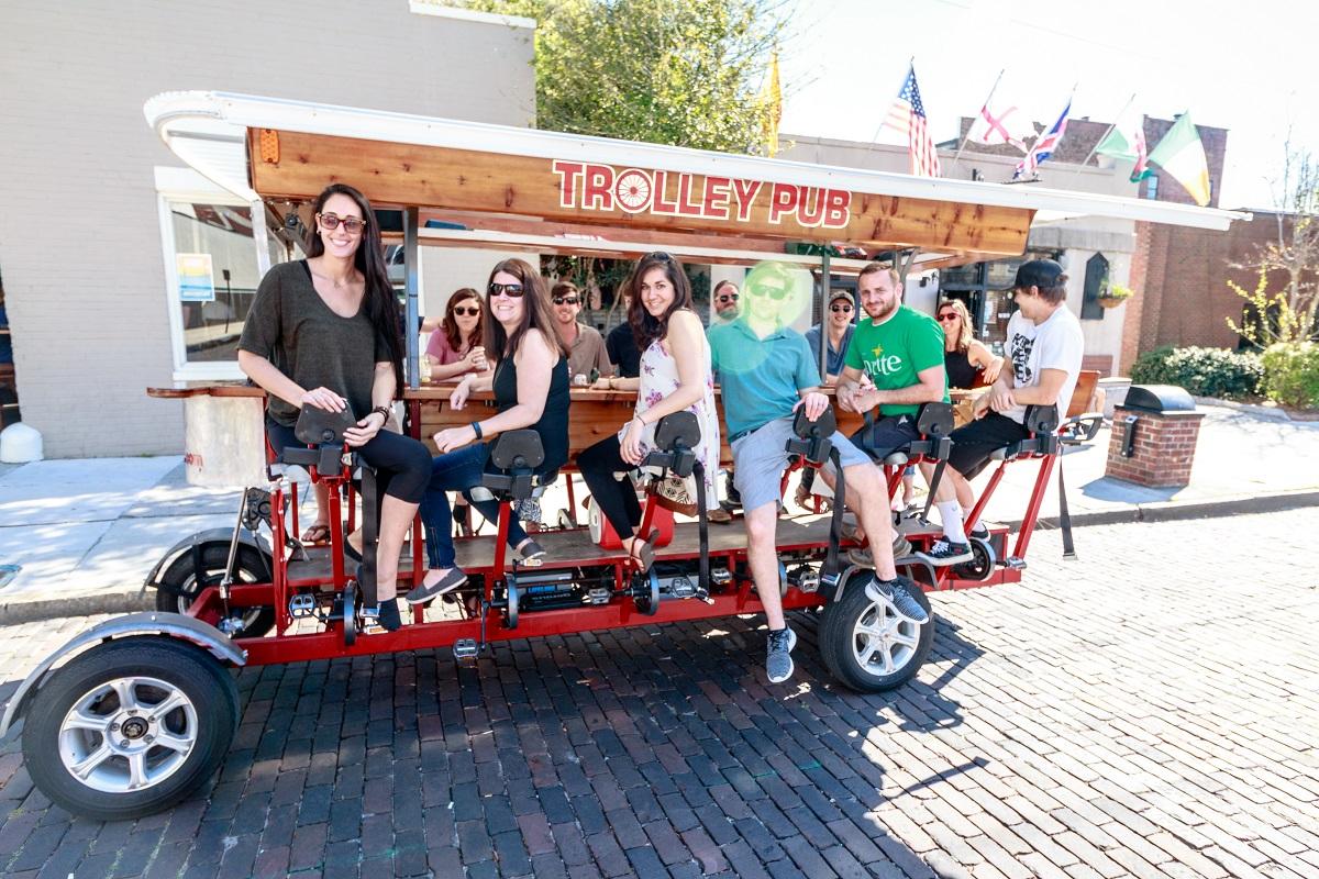 Wilmington Trolley Pub