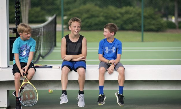 Tennis for Kids at Brunswick Forest