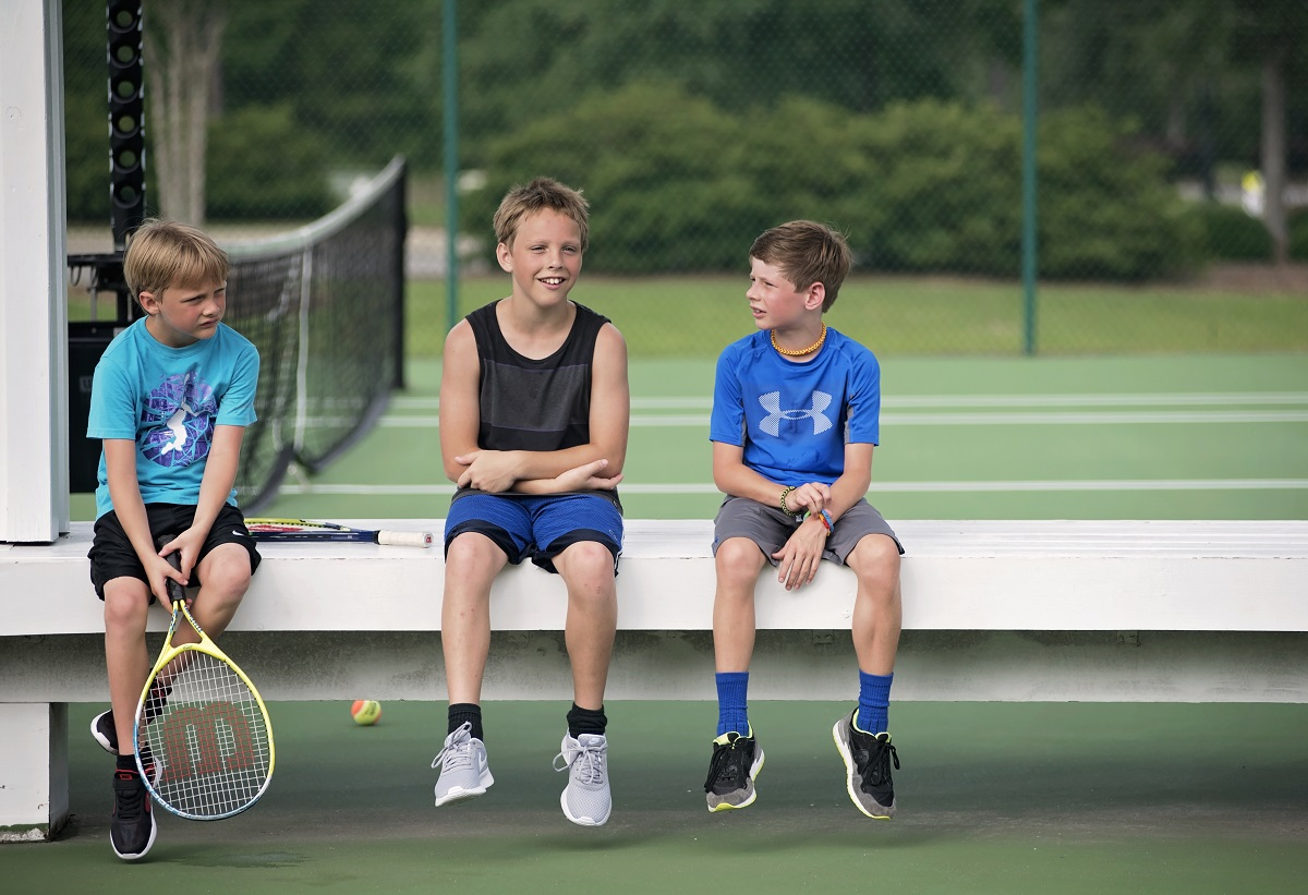 Youth Tennis at Brunswick Forest Leland