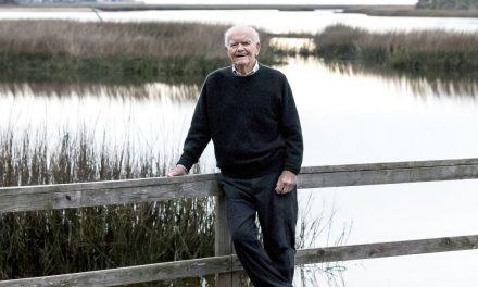Frank Nesmith: Champion for Bird Island & Kindred Spirit Mailbox