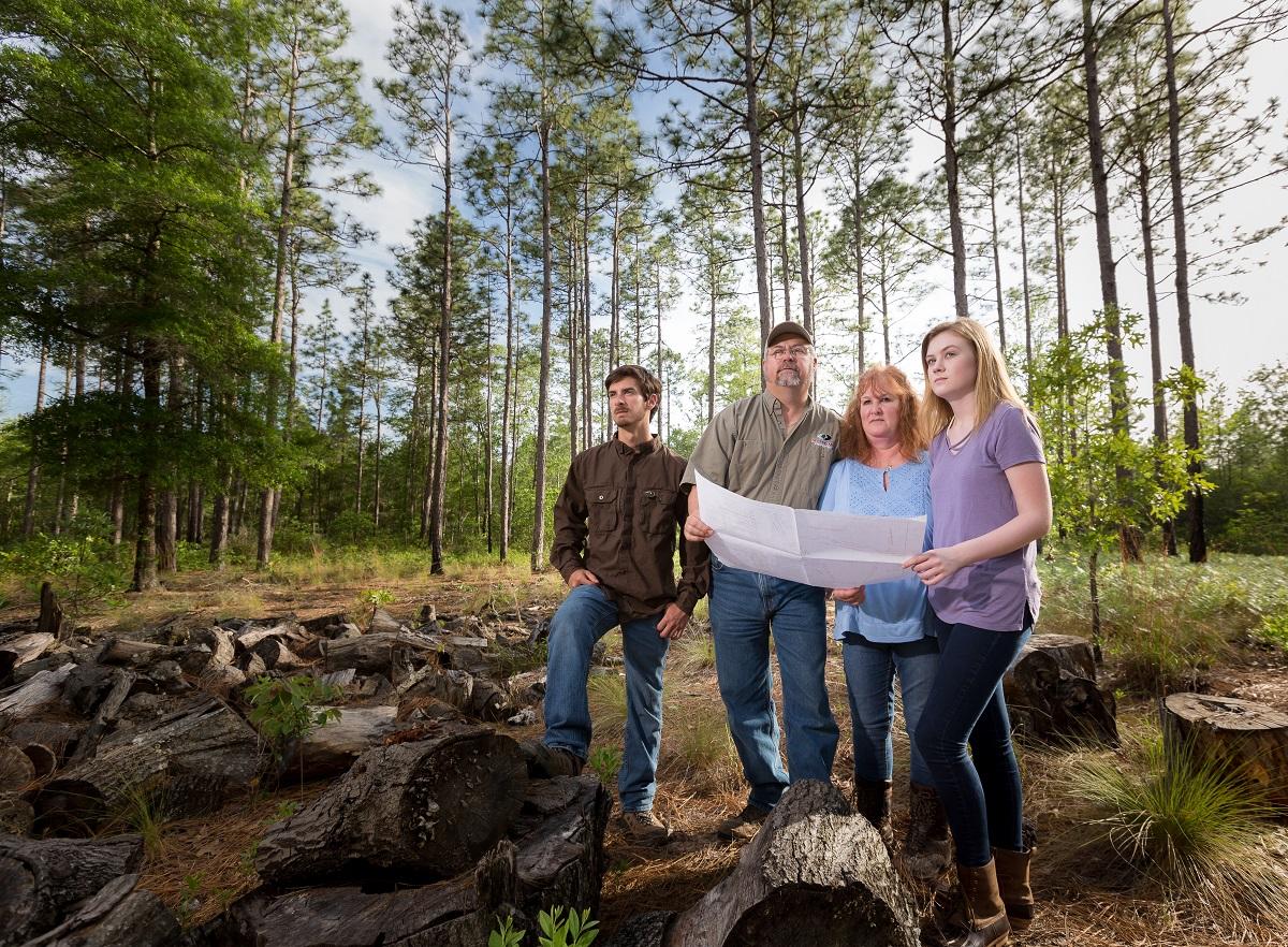 Lanier Family Brunswick County