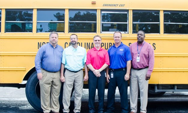 Behind the Scenes with the Brunswick County Schools Operations Team