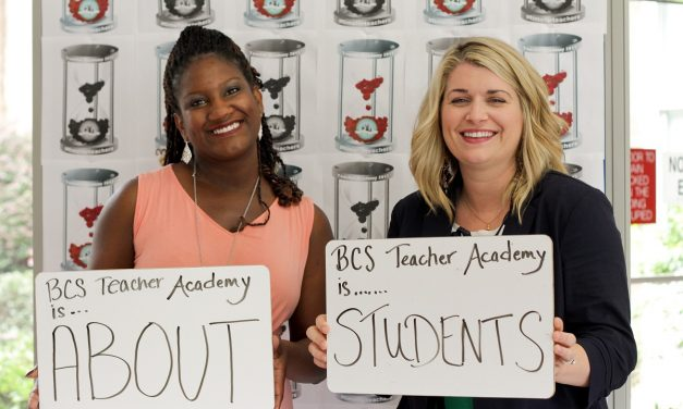 Brunswick County Schools Initiate Teacher Academy Week