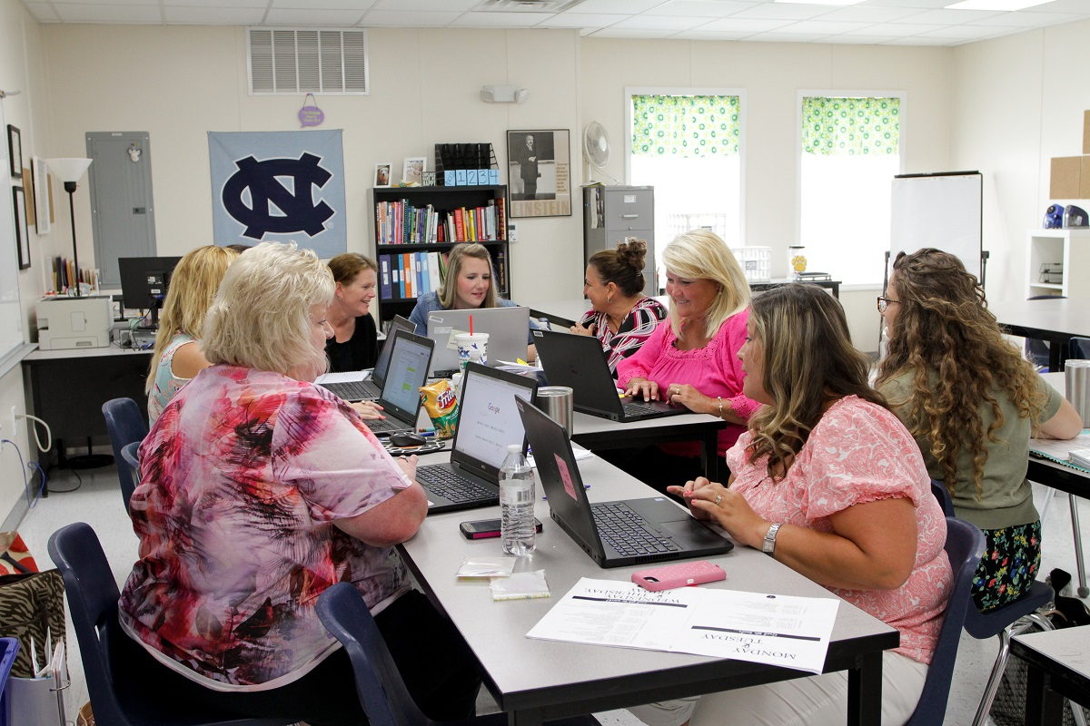 Brunswick County Schools Teacher Academy