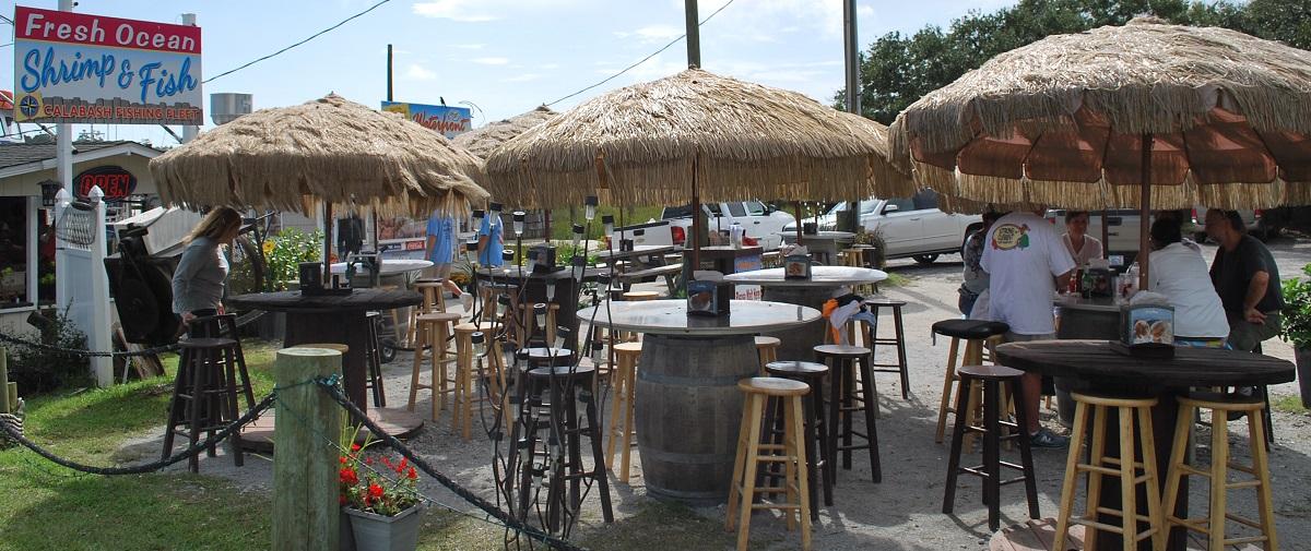 Calabash Waterfront Seafood Shack