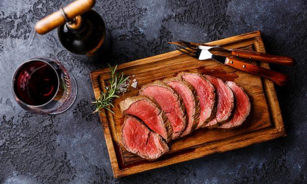 Bourbon Beef Tenderloin