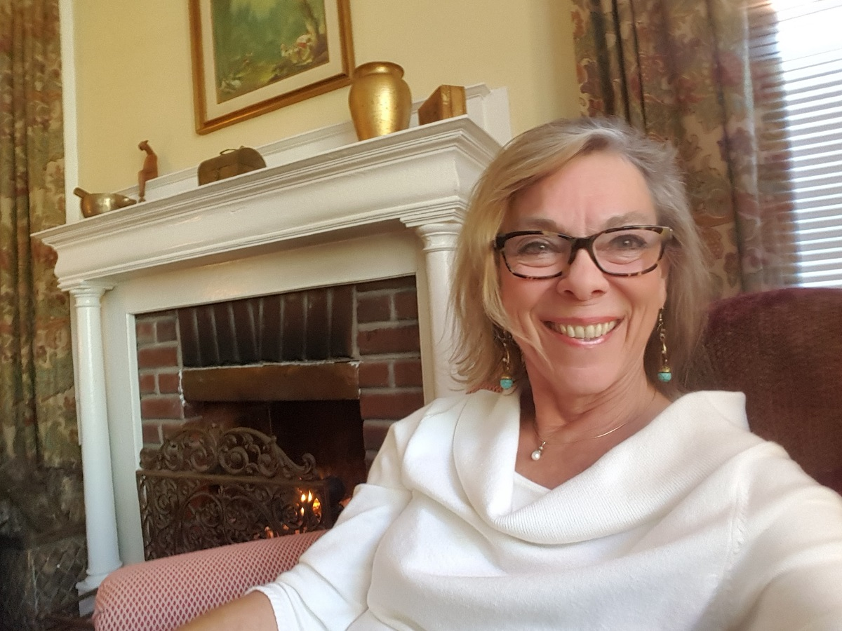 Brunswick Arts Council New Director Susan Sims-Pritts