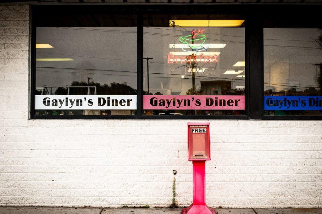 Gaylyn's Diner in Leland NC