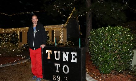 Aaron Talley: Christmas Lights Spectacular in Leland