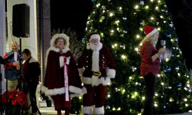 Leland's Christmas Tree Lighting 2017: Photo Gallery