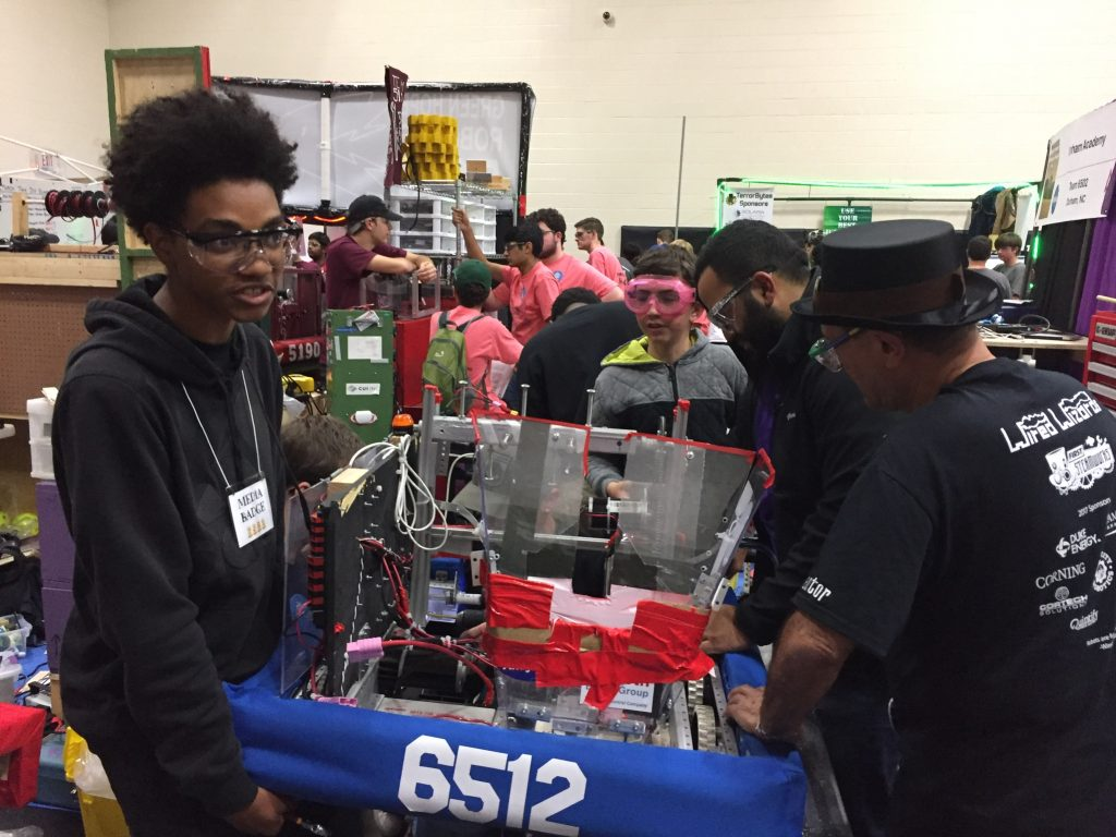 Robotics Team Brunswick County