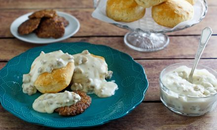 Southern Comfort: The Ultimate Biscuits & Gravy Recipe