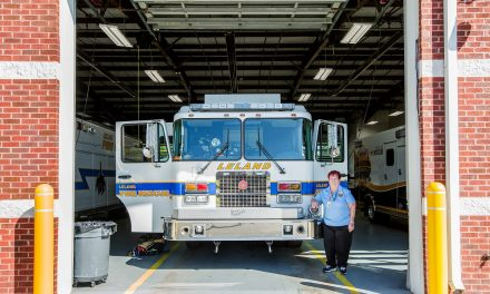 Barbara Hicks: The Rock of Leland Fire and Rescue