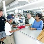 Robinson's Hardware & Gray Gull Motel are Family Businesses