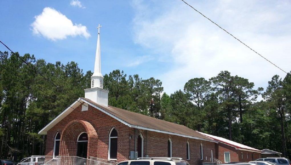 Reverend Gaylian Barbour is Keeping Hope Alive in Navassa
