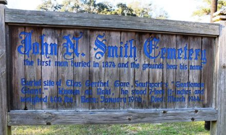 Historic Restoration at the John N. Smith Cemetery in Southport