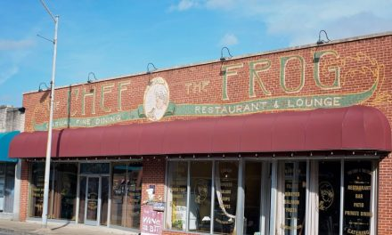 The Chef & The Frog Puts Downtown Whiteville on the Map