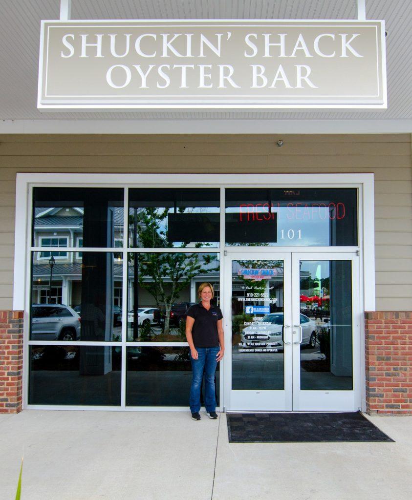 The Shuckin Shack in Leland NC