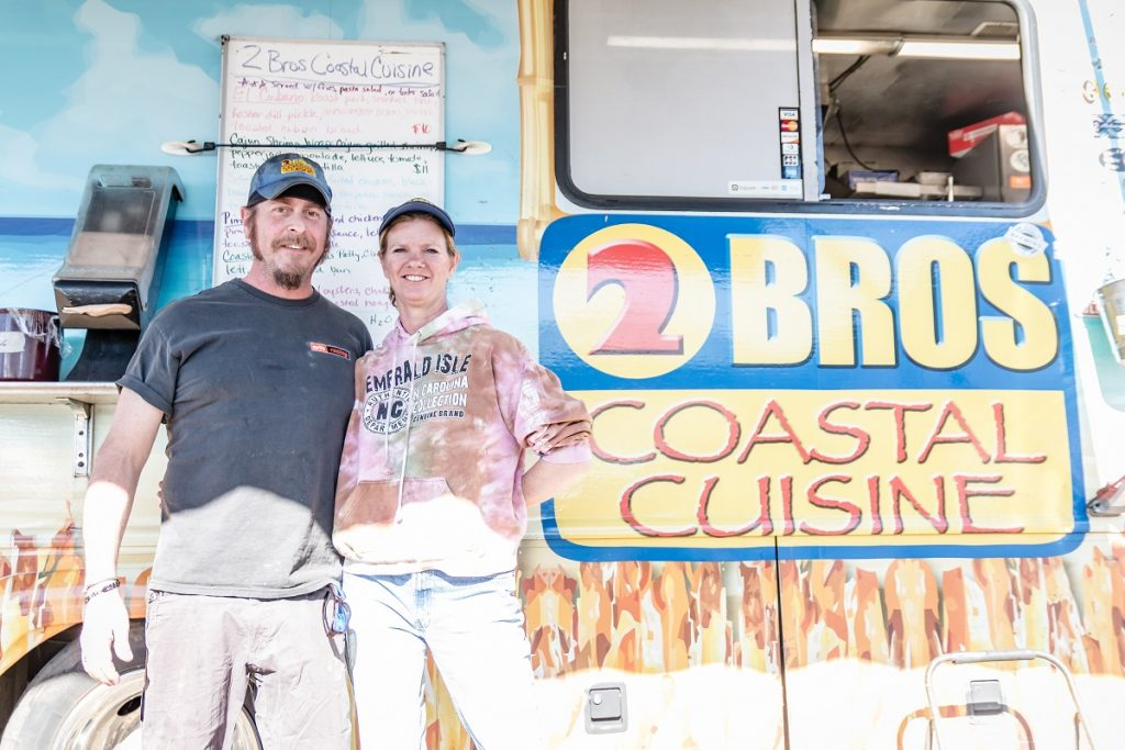 2Bros Food Truck Wilmington NC
