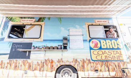 2 Bros Coastal Food Truck has Leland Roots