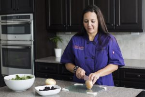Courtney Matheson Gourmet Chef North Carolina