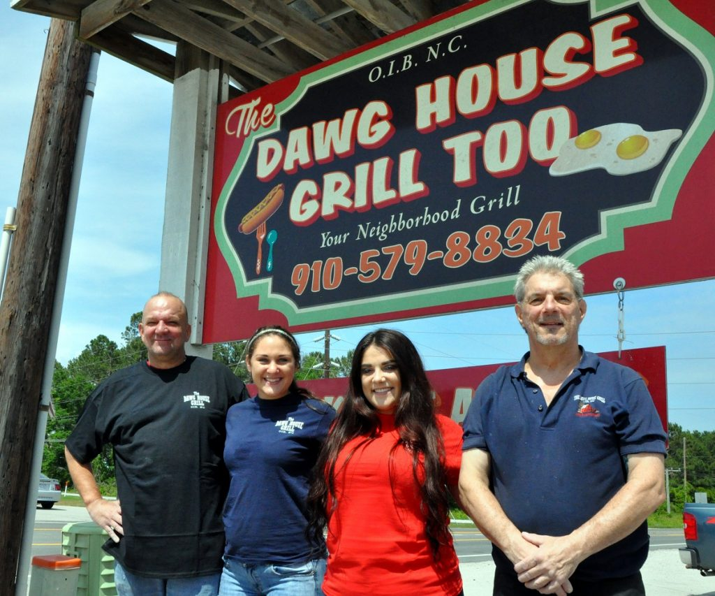 Dawg House Grill Too