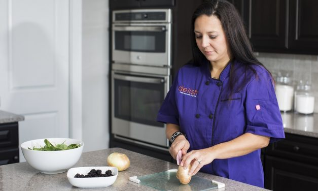 Dishing About Delish with Courtney Matheson