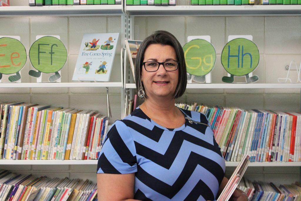 Lisa Milligan Leland NC Library