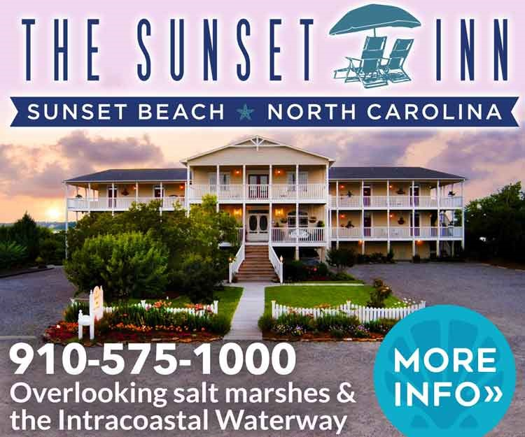 Sponsored by The Sunset Inn