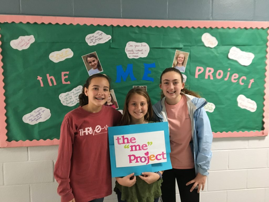 The Me Project South Brunswick Middle School