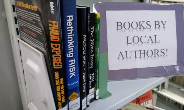 Brunswick County Libraries designate Local Author sections