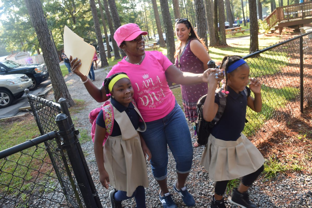 288f0a37a5 Charter Day School Unveils New Kindergarten Building on First Day of ...