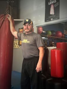 John Maynard martial artist NC