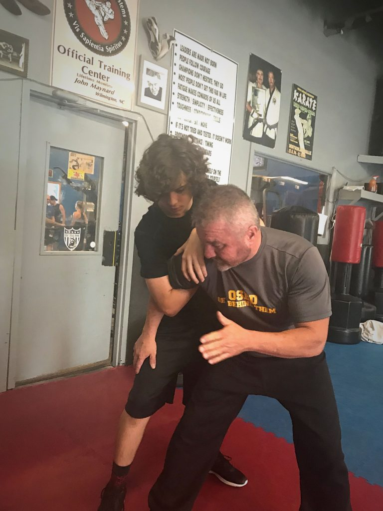 John Maynard martial artist
