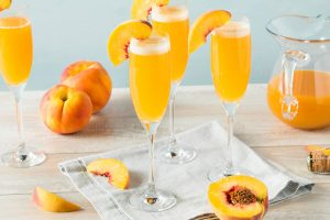 Peach Brunch Drink Recipe Vodka