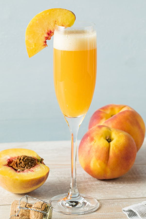 Peach Vodka Brunch Drink Recipe