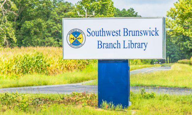 Southwest Brunswick Branch Library Opens