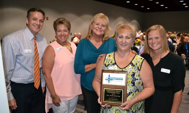 Communities In Schools awarded Nonprofit of the Year